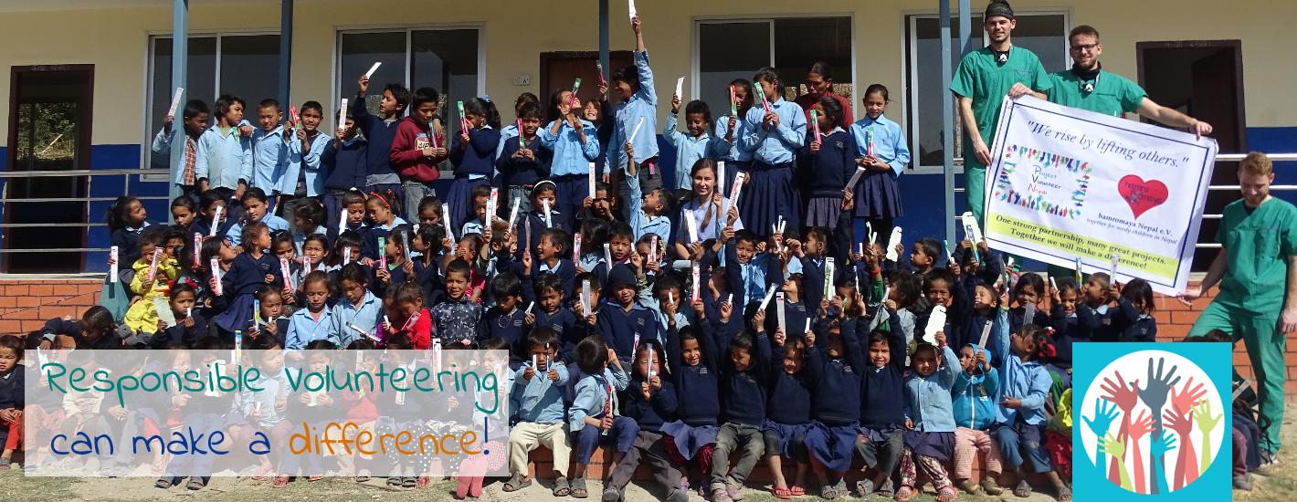 Responsible Volunteering in Nepal